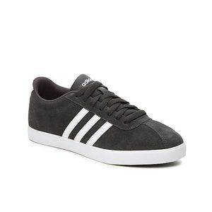 adidas Courtset Sneaker - Women's - Charcoal Grey